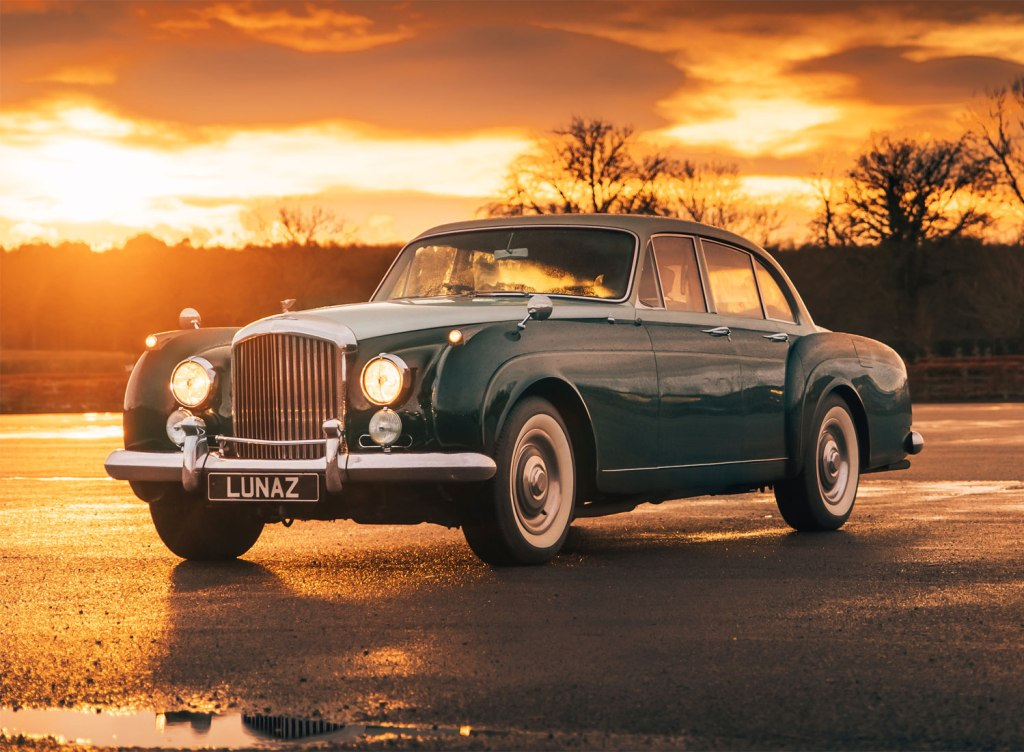 Bentley Continental S2 Flying Spur with Mulliner coachwork
