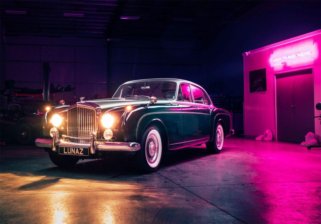 Lunaz Bentley Continental S2 Flying Spur