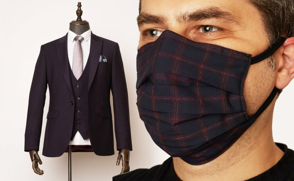 Aristocracy London to Launch Face Masks to Match their Suits