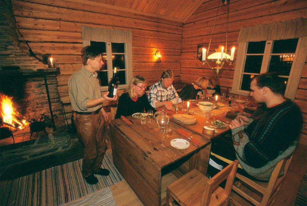 Hospitality at Geunja The Sámi Ecolodge