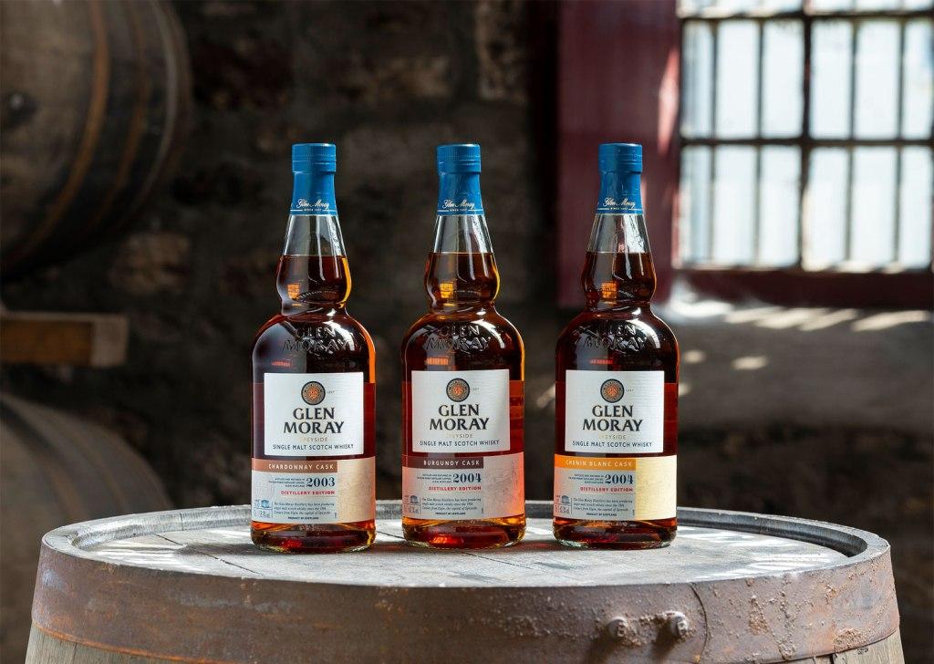 Glen Moray Unveils Whisky Trio For 2020 Distillery Edition