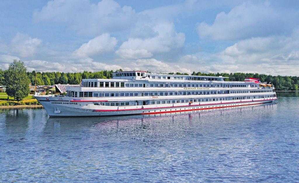 Explore Russia's Gems on the MS Nizhny Novgorod in 2021