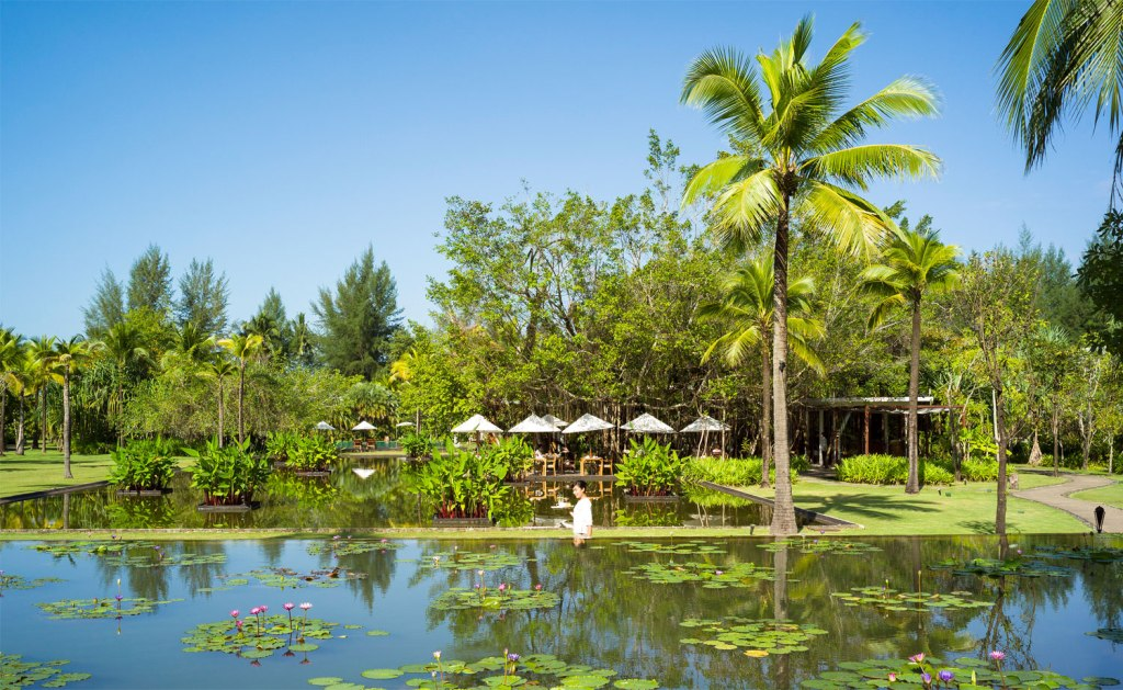 Natural beauty at The Sarojin - Khao Lak Resort