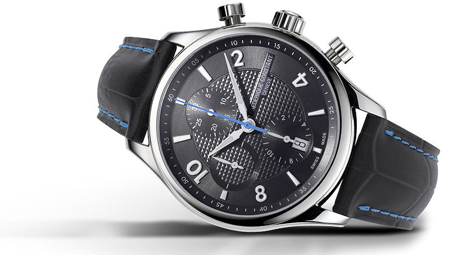 Runabout RHS Chronograph Automatic black dial