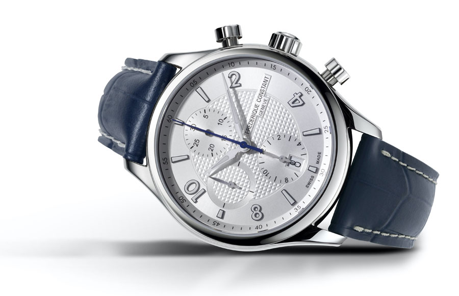 Runabout RHS Chronograph Automatic silver dial