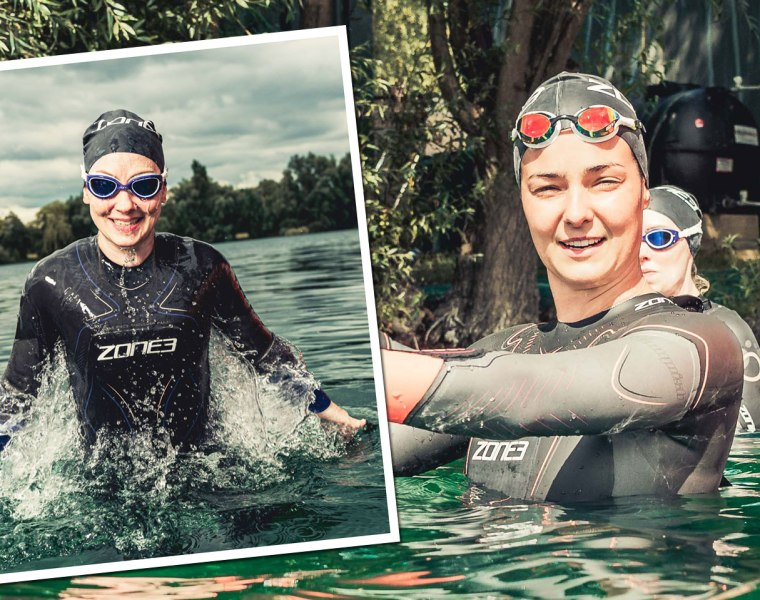 Open Water Swimming with Olympian Keri-Anne Payne
