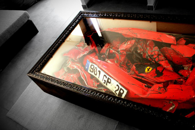 Ferrari Table