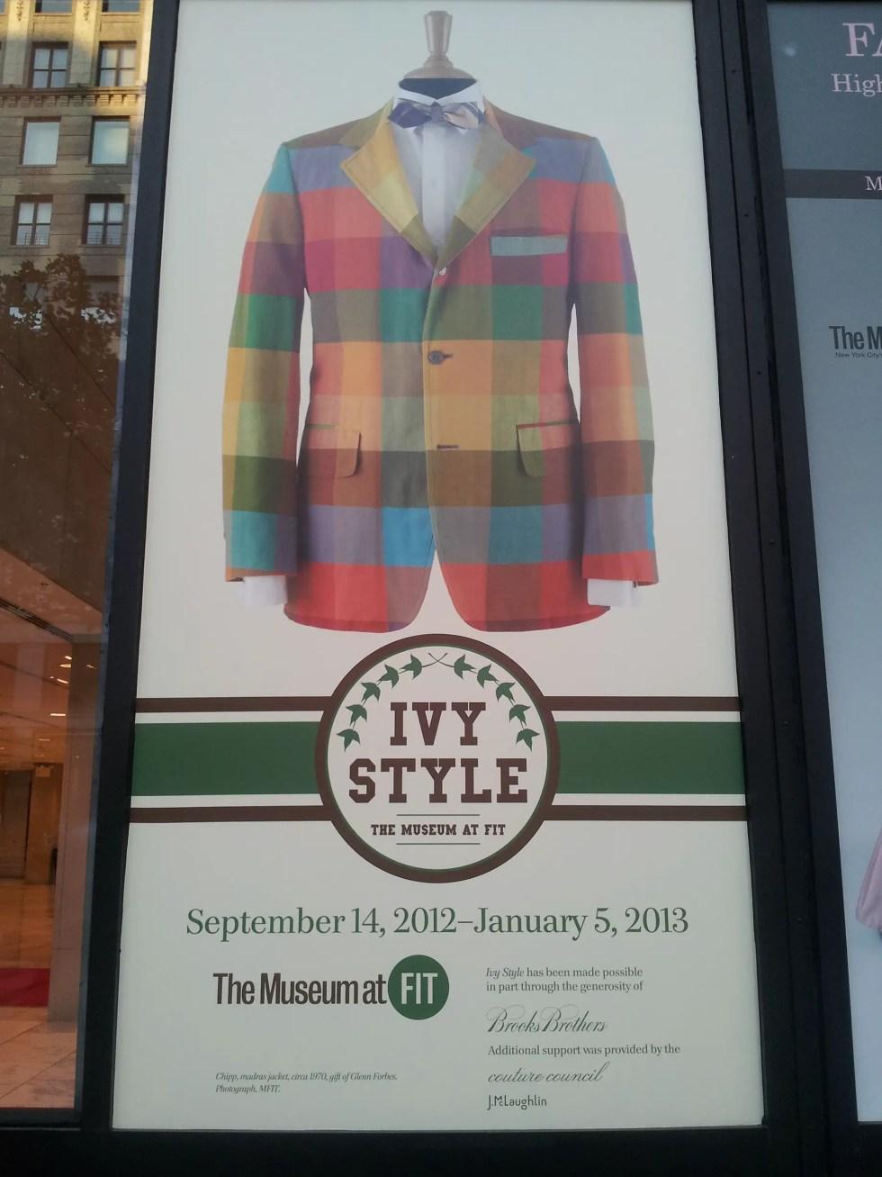 Ivy Style Exhibit