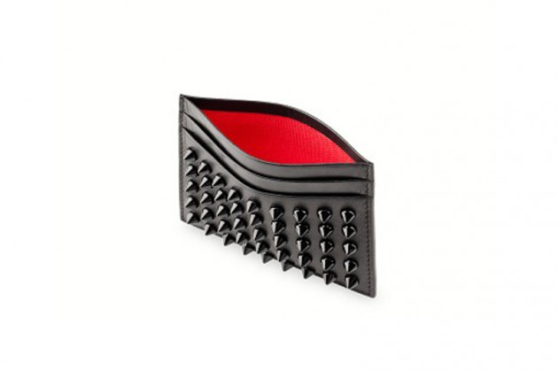 Christian Louboutin Spiked Cardholder