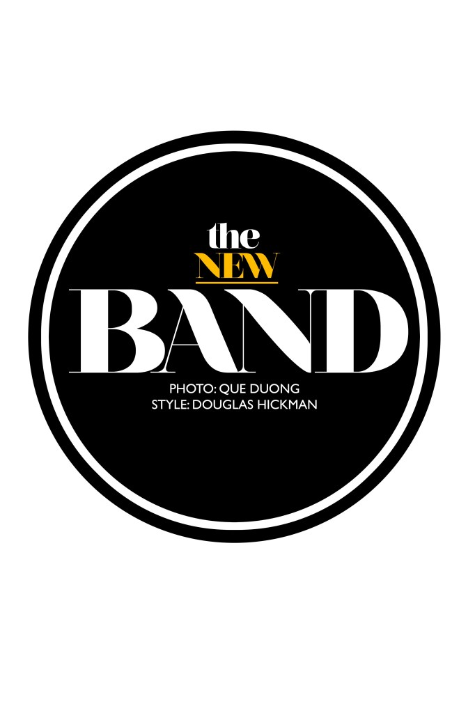 The New Band Fashion Editorial