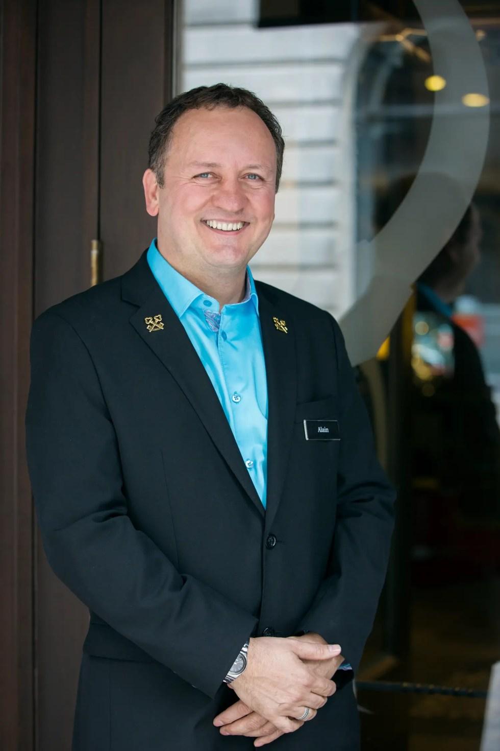 Alain Concierge