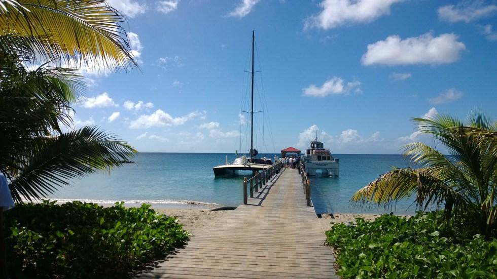 Eagle Catamaran Nevis
