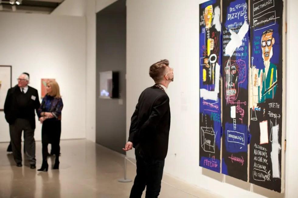 Art Gallery of ontario Basquiat