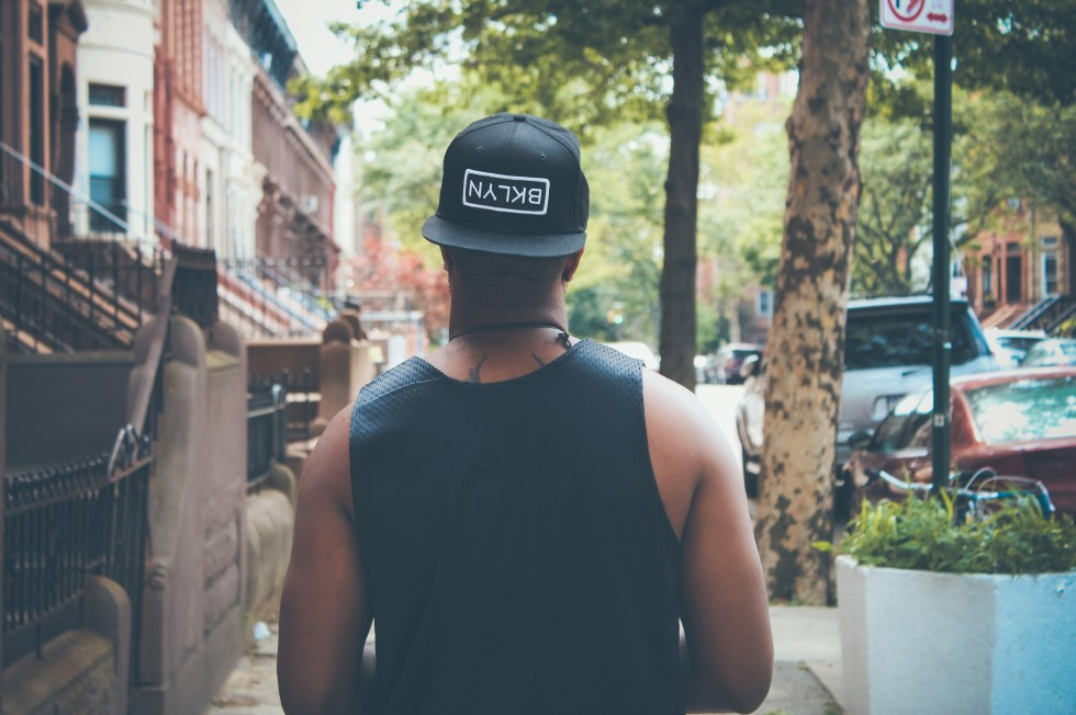 BKLYN LEAGUE Flip Snapback