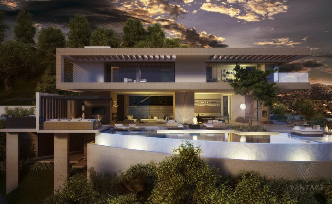 Beautiful Modern And Contemporary Home Concept Design