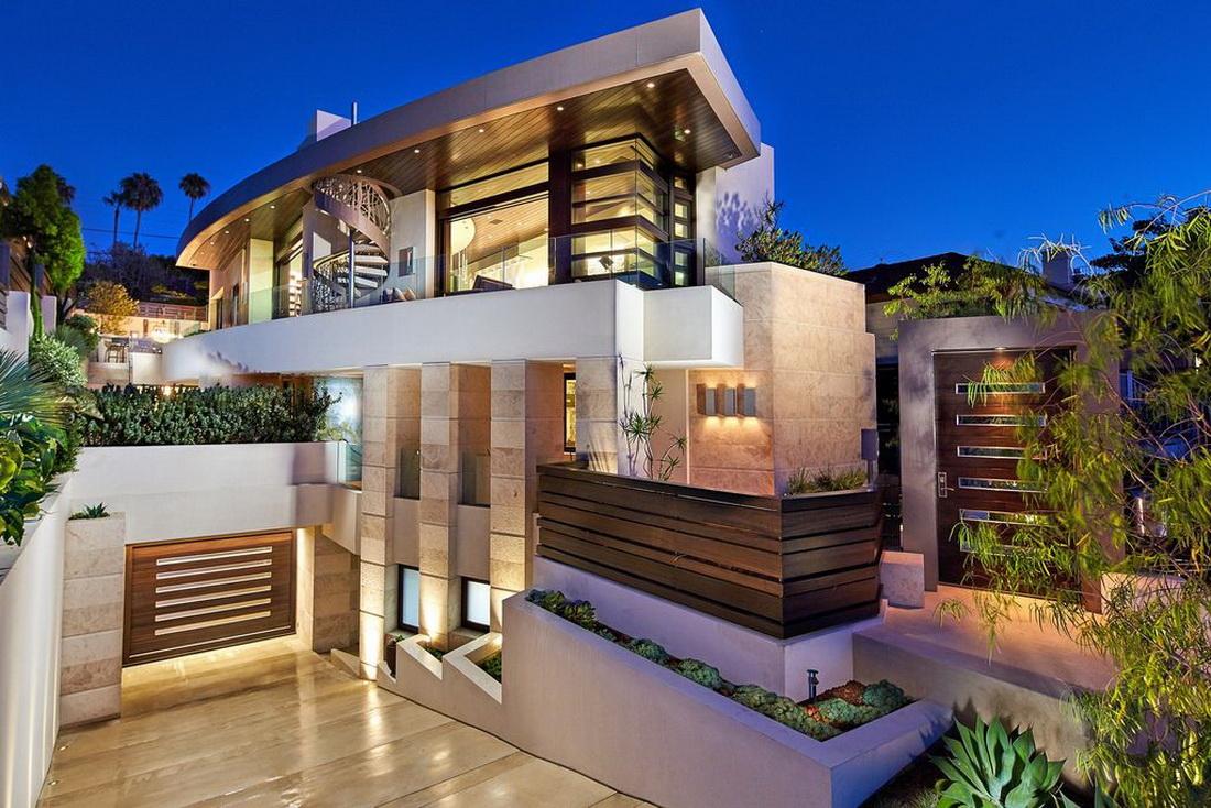 Stunning Luxury Contemporary Modern Custom Home in La