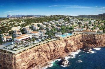 "LIM 7Pines Gesamtareal - Escape to Paradise – Neues Luxusresort ""7 Pines"" auf Ibiza"