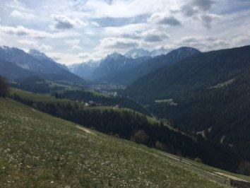 Lanerhof winkler hotel pustertal Suedtirol wellness urlaub familienhotel test kronplatz outdoor berge 01 panorama alpen - Der Lanerhof - Wellness, Gourmet & Sport in Südtirol