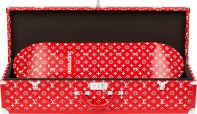 Supreme Louis Vuitton Skateboard - Louis Vuitton x Supreme