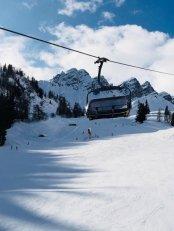 Feuerstein Family Resort Brenner piste - Feuerstein Family Resort am Brenner in Südtirol - Entspannter Luxus