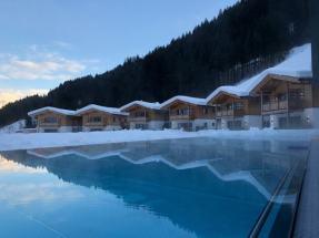Feuerstein Family Resort Brenner pool - Feuerstein Family Resort am Brenner in Südtirol - Entspannter Luxus