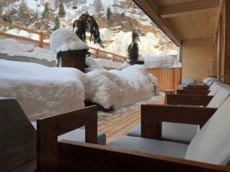 Feuerstein Family Resort Brenner schneelounge - Feuerstein Family Resort am Brenner in Südtirol - Entspannter Luxus