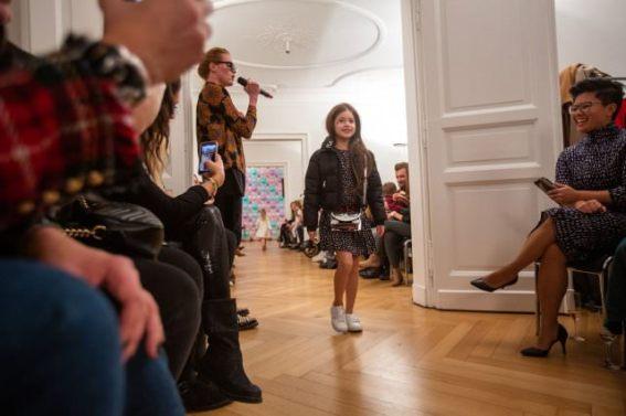 Designer Kindermode Kinderbekleidung KidsFashionShow 16 - Designer-Kinderkleidung bei der Prisco Project Kids Kindermodenschau in München
