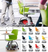 Steelcase Node Reinvents Classroom Seating
