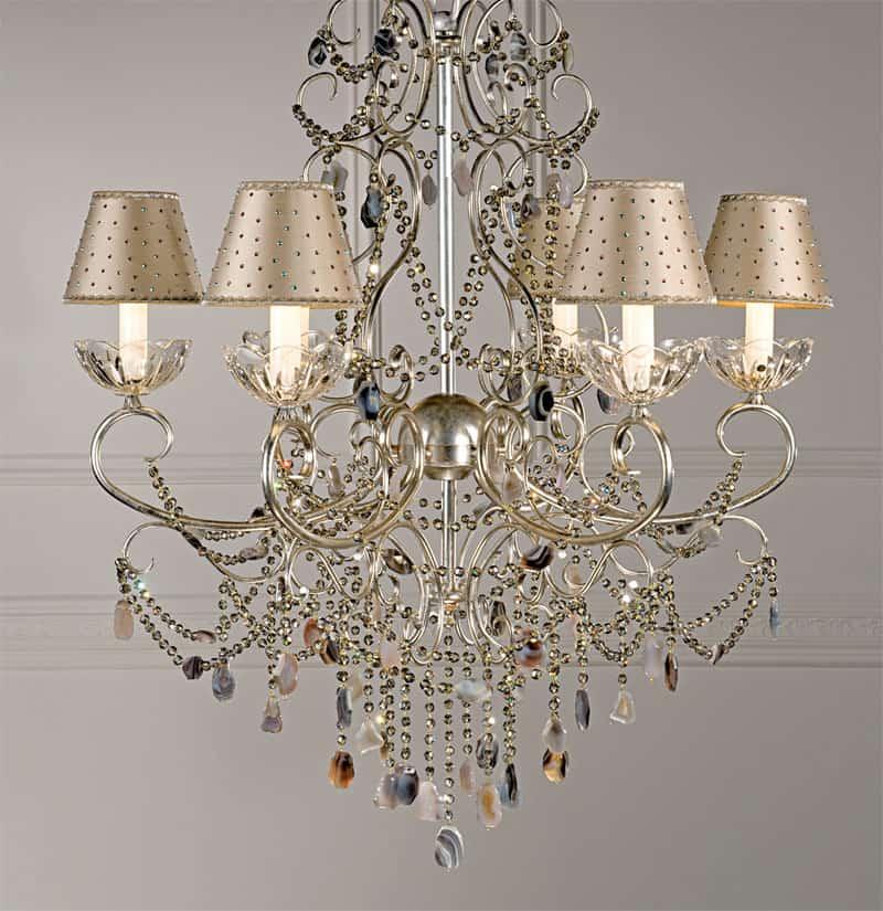luxury artistic italian chandeliers