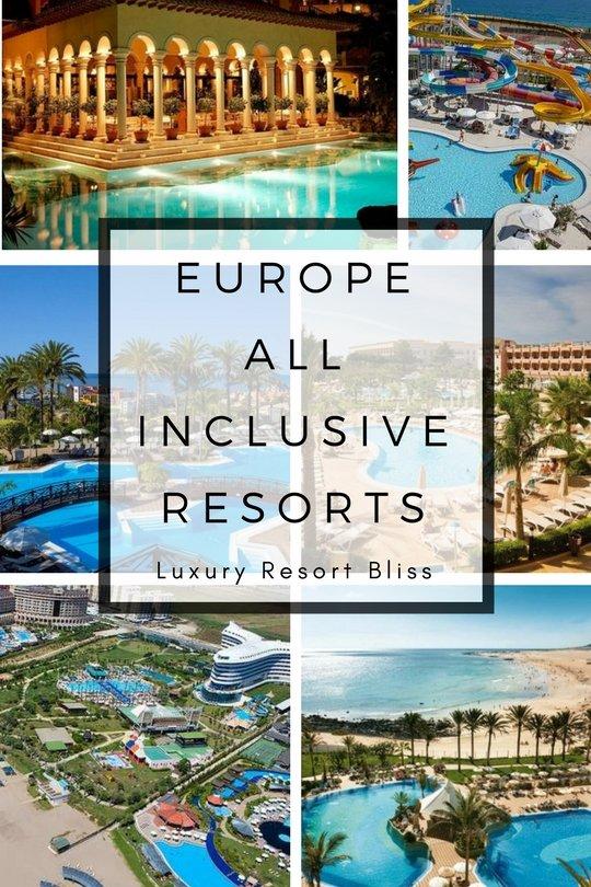 European Honeymoon Packages All Inclusive