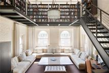 Home Library with Loft