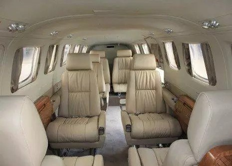 Cessna Conquest Private Jet Charters