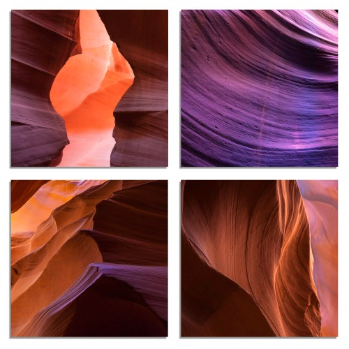 Canyons- Accent 4- pack . The Shop at Tradewinds Travel Photography