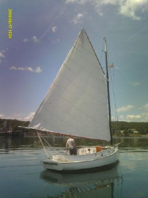 1915 Crosby Catboat Boats Yachts For Sale