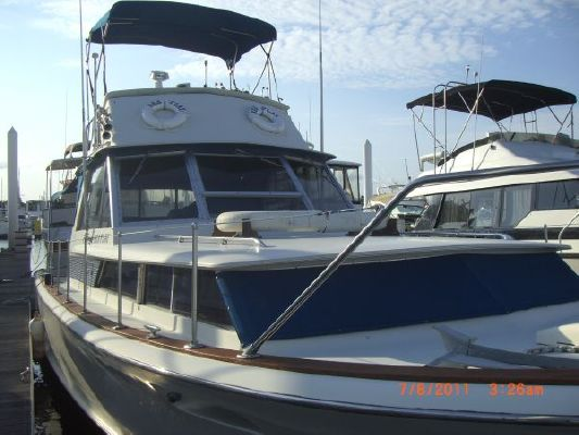 1967 Chris Craft 38 Commander Boats Yachts For Sale