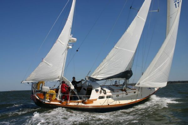 1967 Hinckley Bermuda 40 Custom Yawl Boats Yachts For Sale