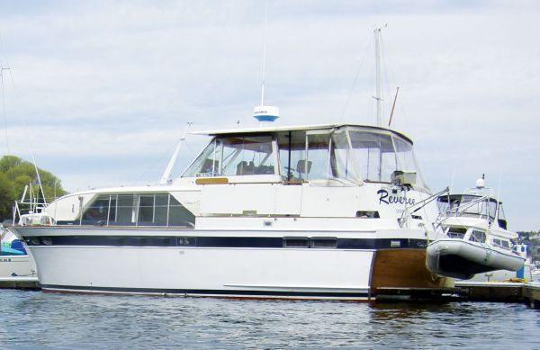 1971 Chris Craft Constellation Boats Yachts For Sale