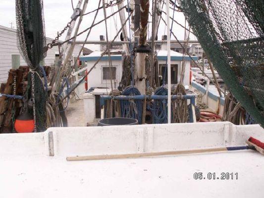 1977 Custom Shrimp Trawler RAM Boats Yachts for sale