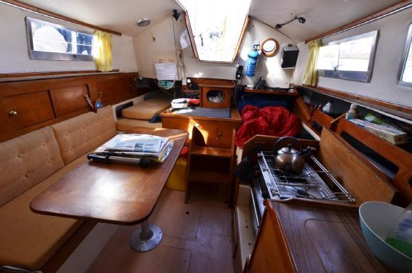 1978 Sabre 27 Boats Yachts For Sale