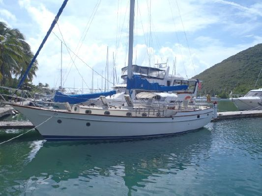 1979 CSY 44 Walkover Boats Yachts For Sale