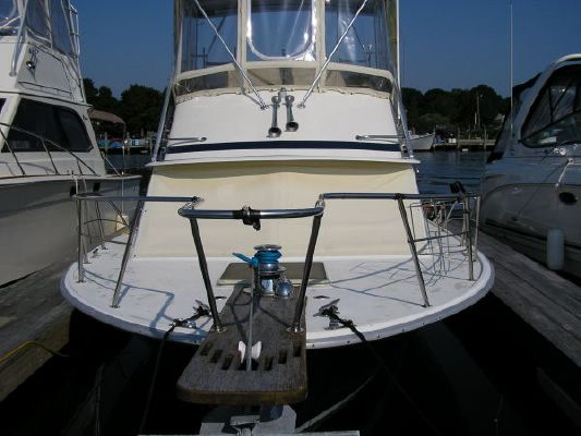 1983 Blackfin 32 FLYBRIDGE SPORTFISH Boats Yachts For Sale