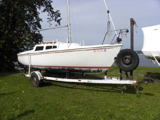 1983 Catalina 22 Boats Yachts For Sale