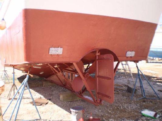 1984 Custom Steel Shrimp Trawler RAM Boats Yachts for sale