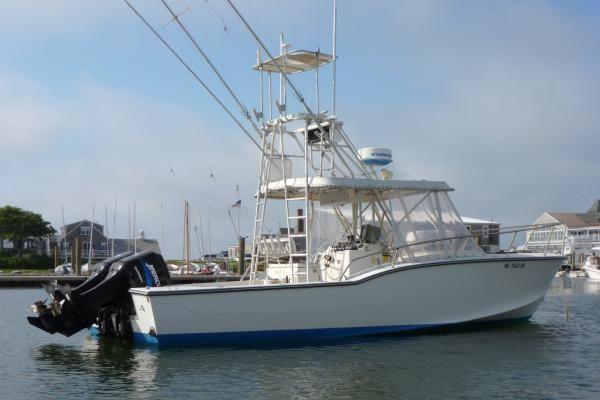 1984 Ocean Master 31 Boats Yachts For Sale