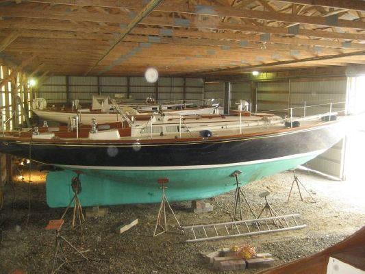 1986 Hinckley Bermuda 40 MK III Yawl Boats Yachts For Sale