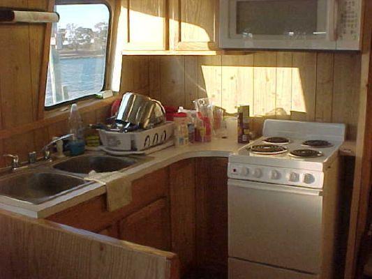 1986 Shrimp Trawler RAM Boats Yachts for sale