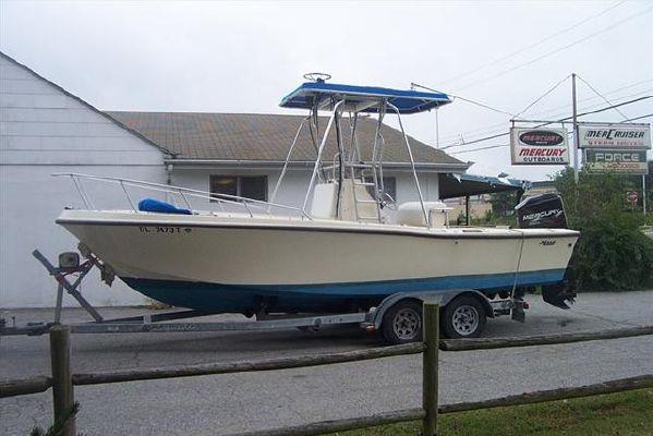 1988 Mako Mako 232 Boats Yachts For Sale