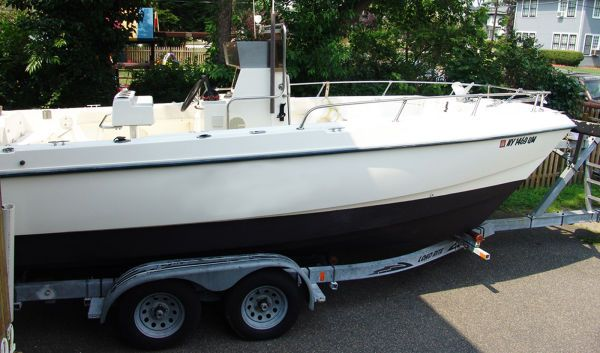 1995 Sea Cat CENTER CONSOLE Boats Yachts For Sale