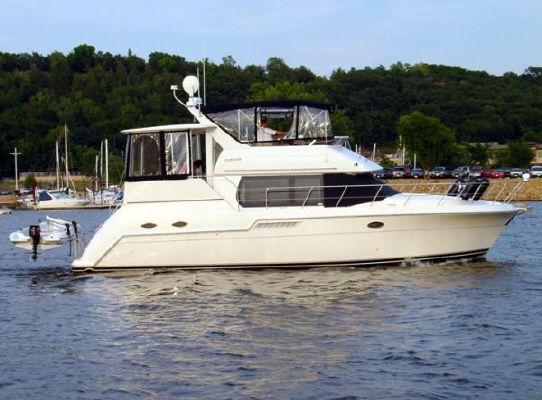 1998 Carver 405 Aft Cabin Motoryacht Boats Yachts For Sale