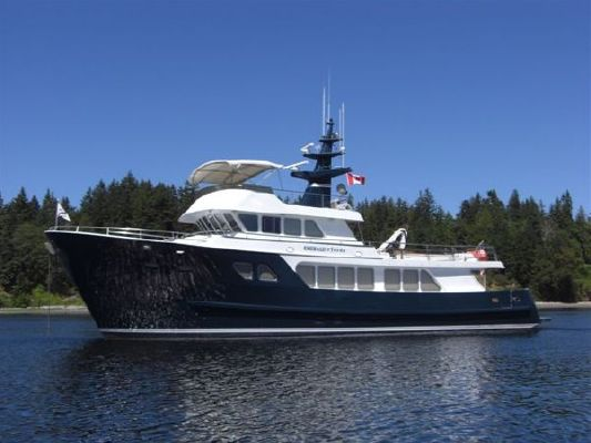1998 Northrop Pacific Marine Long Range Trawler Boats